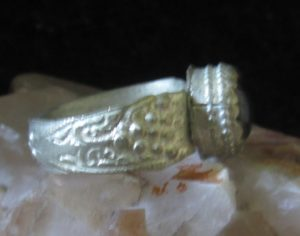 Djinn ring haunted