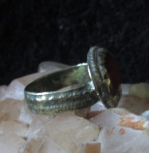 haunted ring