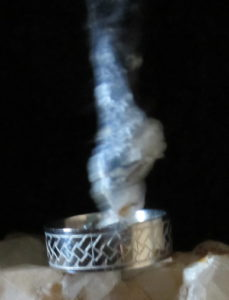 warlock haunted ring